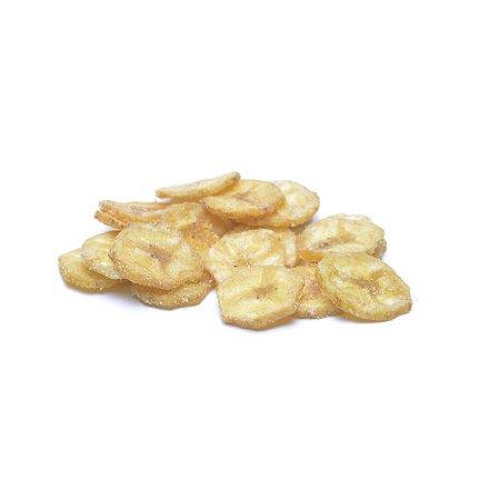 Chips de banana com sal 1kg