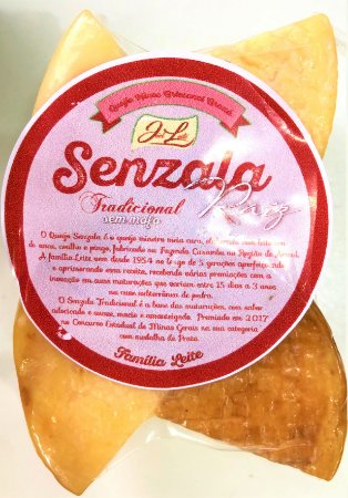 Blend queijo Senzala