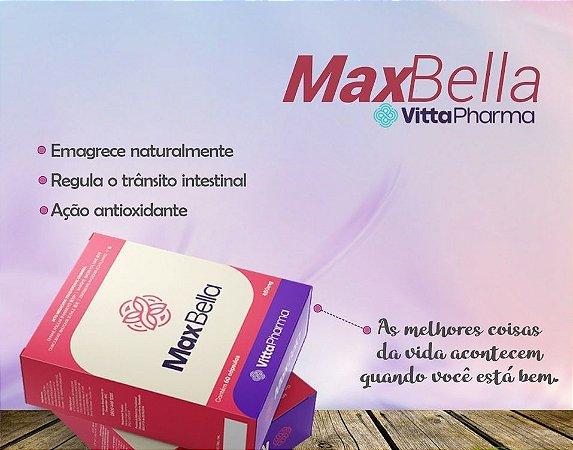 60 cápsulas maxbella