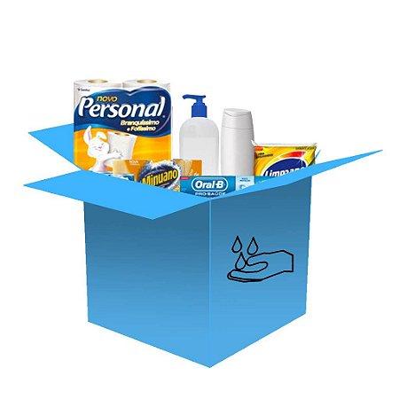 Kit Higiene Familia