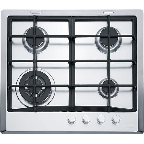 Cooktop Multicooking 60 GTC – FHM 604 3G TC XS C Aço Inox