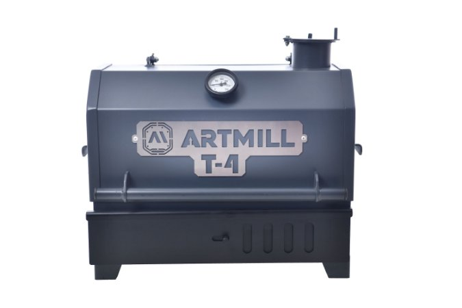 Pitsmoker T4 - Table Pit