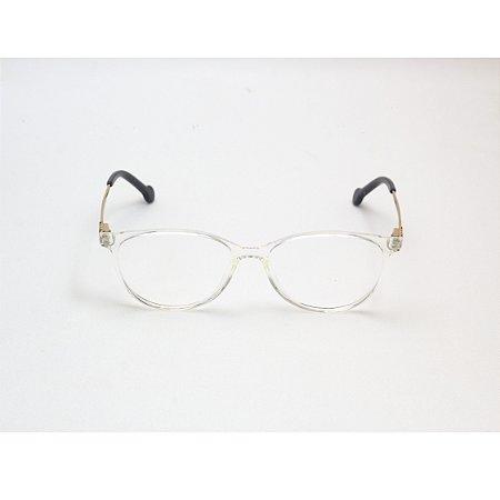 Armação para Óculos de Grau Infanto Juvenil Transparente