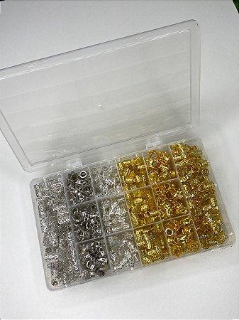 KIT 500 jóias + 10 metros de fio