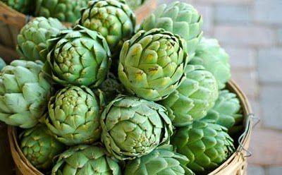Sementes de Alcachofra Verde: 10 Sementes