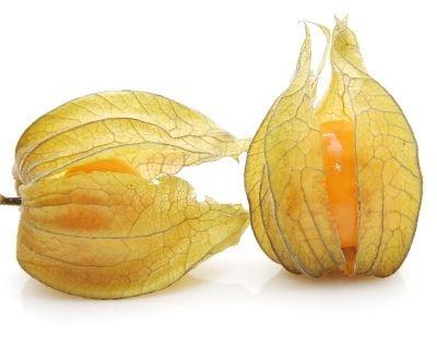 Sementes de Physalis Fruta (Golden Berry): 20 Sementes