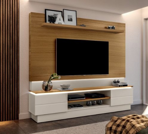 Home theater Manchester 2,17m com LED