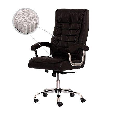 Cadeira Big c/ molas ensacadas