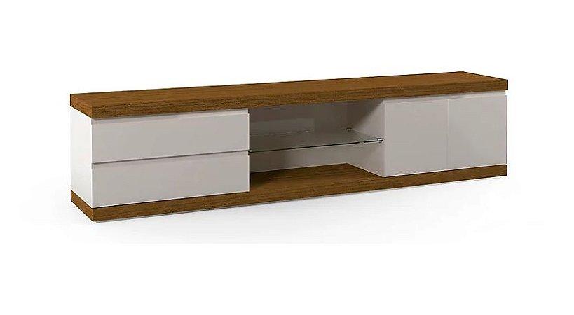 RACK SD06-ANITA PELI CINAMOMO/OFFWHITE - 2,20x0,45x0,55m