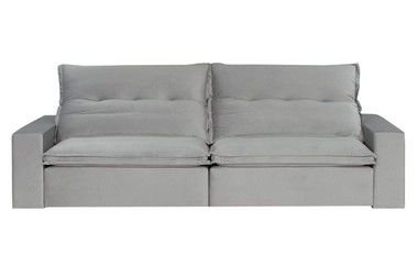 Sofá Retrátil e Articulado com 2 Módulos 2,90 mts