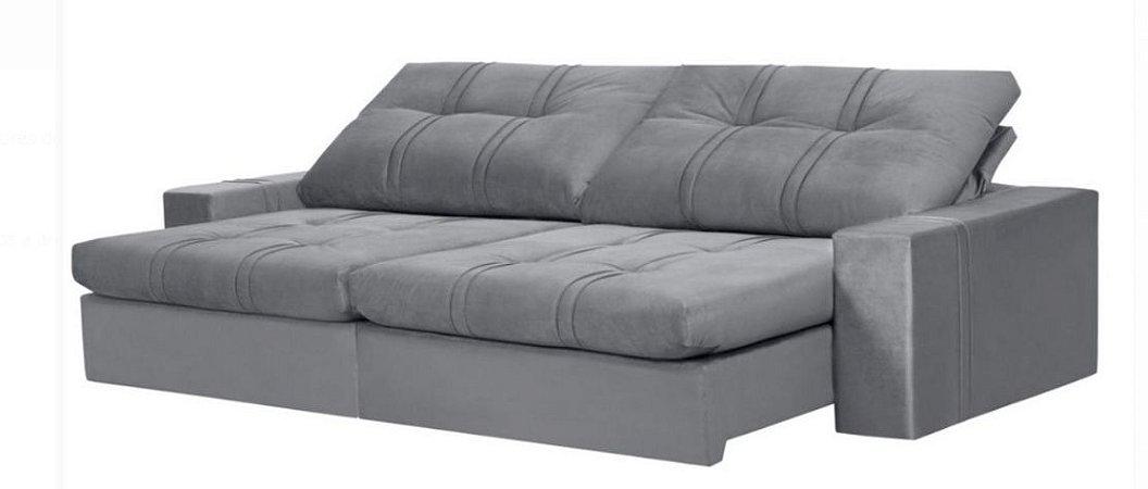 Sofá Retrátil e Articulado Super Pillow