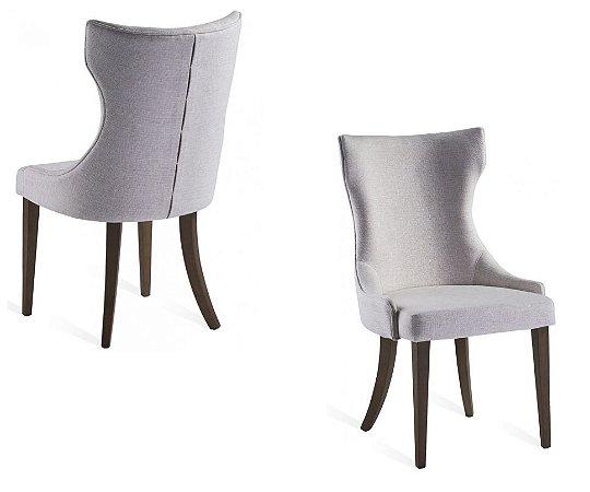 Cadeira / Poltrona em Lamina de Madeira