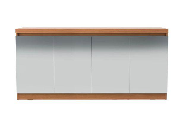Buffet espelhado sd08- tru prov 1,60 mts
