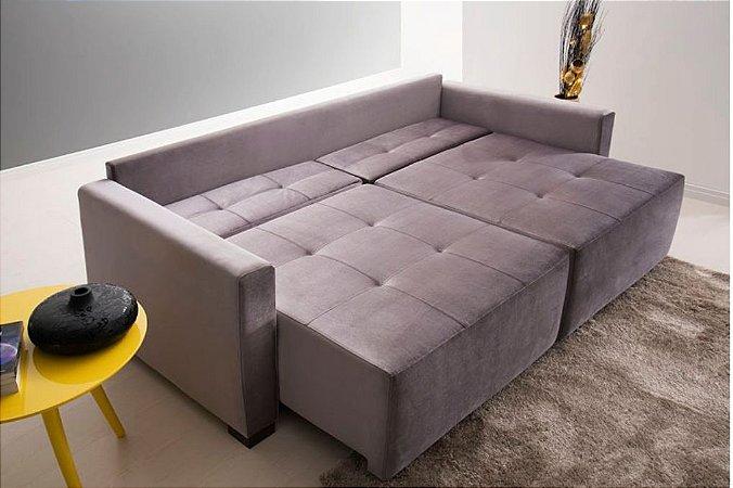 Sofá cama sd02- frança tecnoa