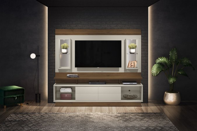 "Home theater para tv 60 "" petr"