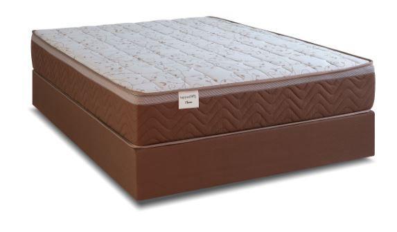 Cama box casal c/ colchão mola ensacada Lisboa 1,38 x 1,88