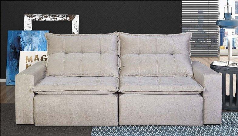 Sofa Havana ( exclusivo cliente Juliene tecido 602-c)