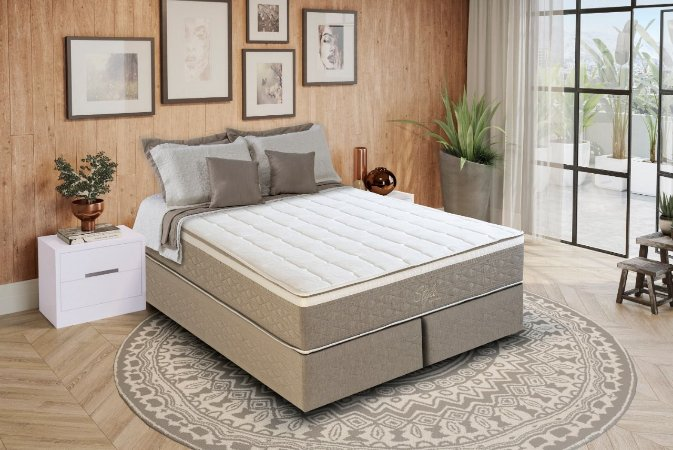 Cama Box Queen 1,58 x 1,98 mts Portugal