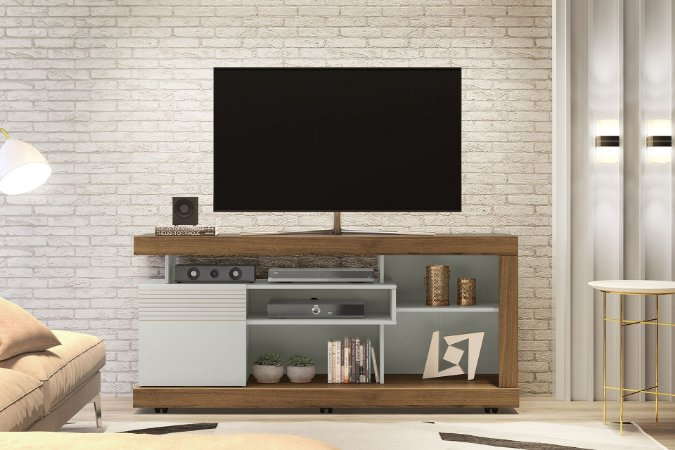 Rack para Tv Seleto 1,60 mts
