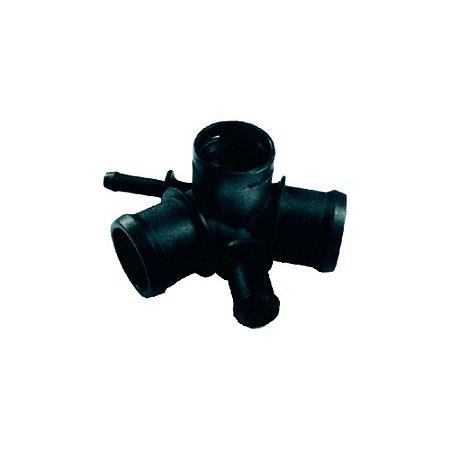 Flange de conexao da agua do motor bora / golf valclei vc 143a