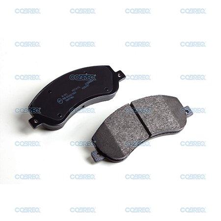 Pastilha de freio amarok dianteira original cobreq n293