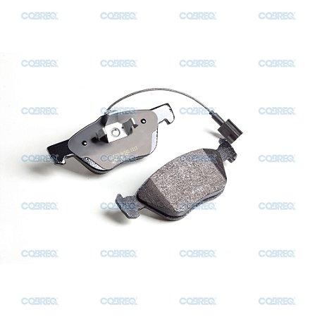 Pastilha de freio bravo / doblo / linea / palio / punto n-545