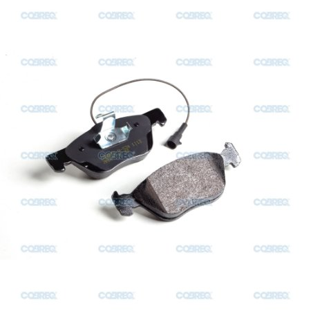 Pastilha de freio fiat marea / alfa romeo dianteira original cobreq n-534