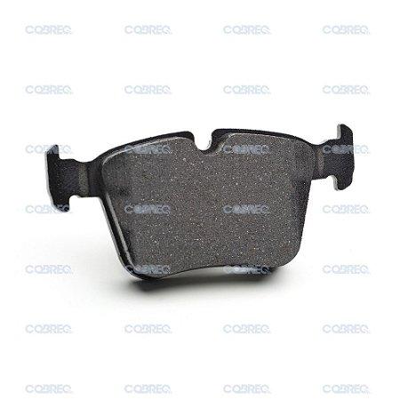 Pastilha de freio mercedes bens traseira original cobreq n-2023