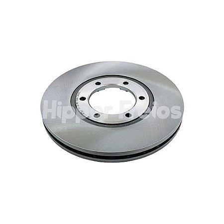 Disco de freio kia bongo dianteiro ventilado hf352a