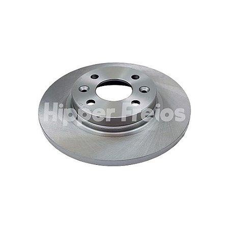 Disco de freio reanult clio / logan / sandero dianteiro solido hf570