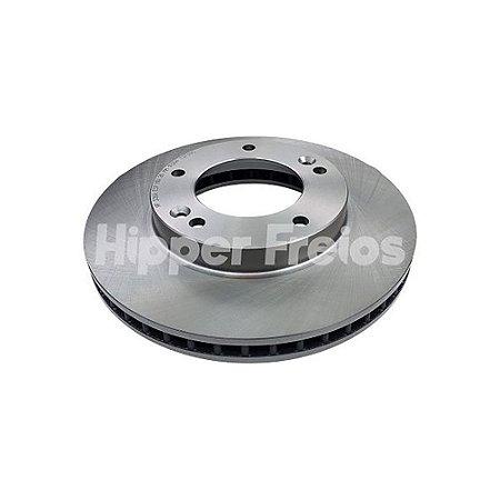 Disco de freio kia sorento dianteiro ventilado hf326a