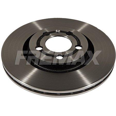 Disco de freio fox / crossfox / spacefox dianteiro ventilado bd9619