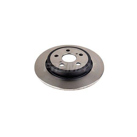 Disco de freio toyota corola traseiro solido bd5442