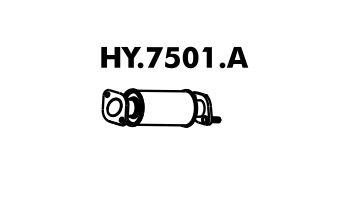 Silencioso Abafador Hyundai I30 2.0 16V 2009 A 2013