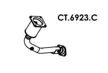 Catalisador Citroen