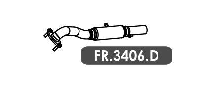 Tubo Flexivel Ka 1.6 8V Zetec Rocam 2008 A 2013