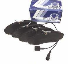 Pastilha De Freio Ducato 2.8 15 Maxi Aro 16 2000/ Syl 1199