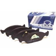 Pastilha De Freio  Ford Royale Sw Ghia I 2.0 8V Ap / Versailles / Parati / Quantaum / Santana