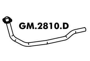 Tubo Escapamento A10 / A20 / C10 6 Cilindros