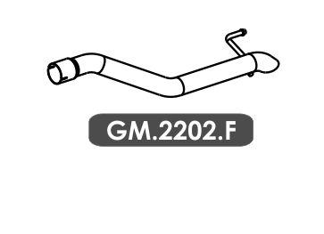 Tubo Cruze 1.8 16V Hatch / Sedan Automático / Mecânico 2012 Em Diante