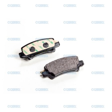 Pastilha De Freio Toyota Corola / Fielder Traseira