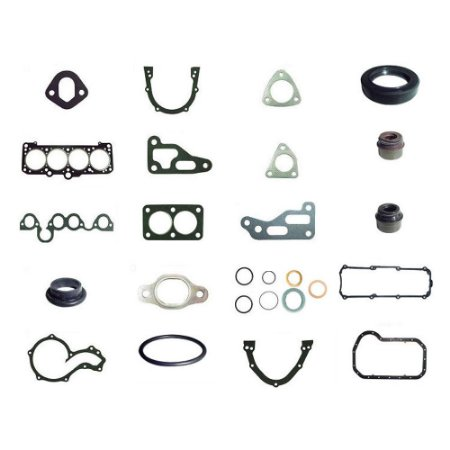 Jogo Junta Motor Gol / Santana / Escort Com Motor ''Ap'' Completa C/ Retentor