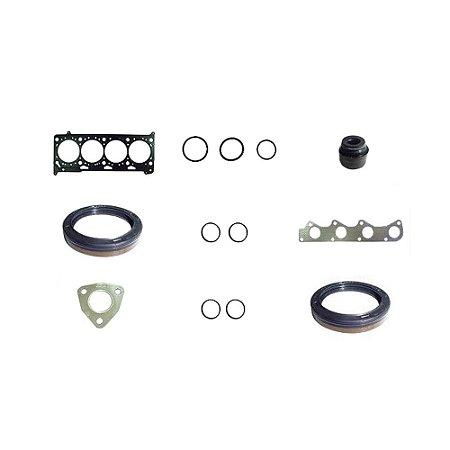 Jogo Junta Motor Fox (Cabeçote) Superior C/ Retentor