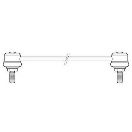 Bieleta Barra Estabilizadora Uno / Siena Dianteira Esquerda/Direita