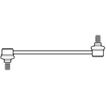 Bieleta Barra Estabilizadora Hyundai Ix30 / Tucson / Kia Cerato Dianteira Esquerda/Direita