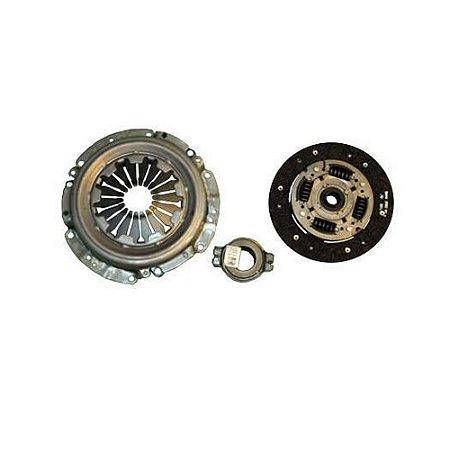 Kit Embreagem Gol / Pampa Motor Ap - 200Mm/24 Estrias Plato/Disco/Rolamento
