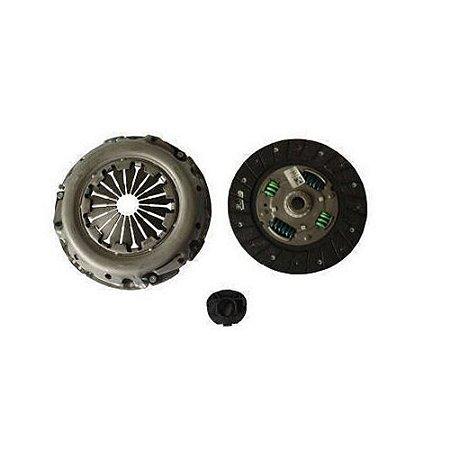 Kit Embreagem Renault Scenic / Kangoo / Megane - 215Mm/26 Estrias Plato/Disco/Rolamento