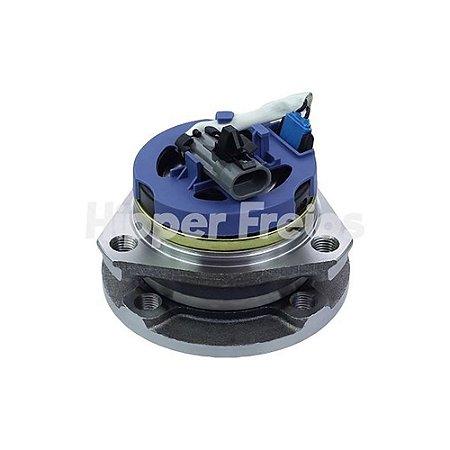 Cubo Roda Astra / Vectra / Zafira -Dianteiro 4 Furos C/ Rolamento C/ Abs