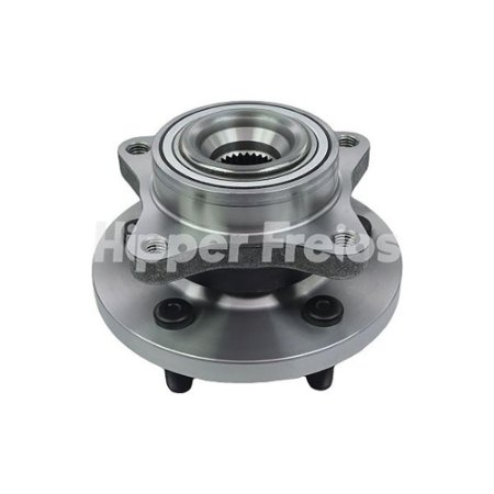 Cubo Roda Land Rover - Dianteiro 5 Furos C/ Rolamento