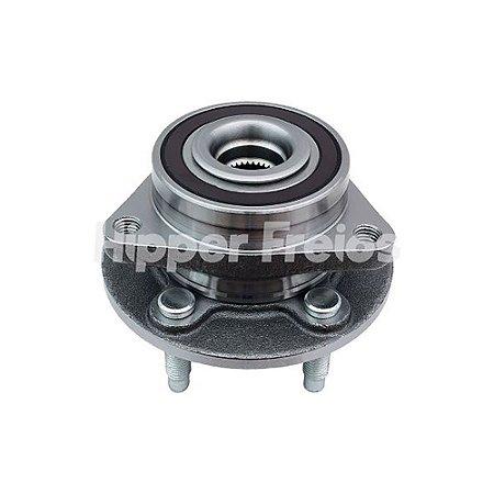 Cubo Roda Cruze - Dianteiro 5 Furos C/ Rolamento
